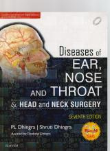 PL Dhingra, Shruti Dhingra Diseases of EAR, NOSE and THROAT
