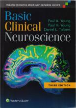 Paul A. Young, Paul H. Young, Daniel L. Tolbert. Basic Clinical Neuroscience